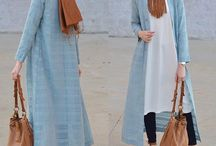 hijab fashion tunic