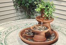 Vodní fontány