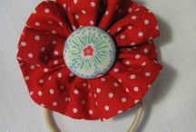 Bows and Hair Stuff / by Sarah White/Our Daily Craft