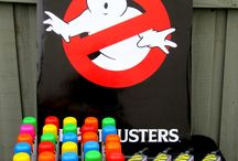 Ghost buster party