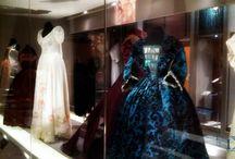 Hilos de Historia / Exposición temporal en el Museo Nacional de Historia en la Ciudad de México con prendas históricas / by Lidia Nava Turismo
