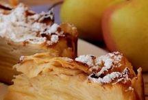 Torta invisibile di mele