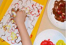pre-school: gingerbread