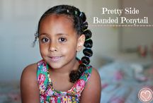 Colette's Hair / Biracial hairstyles, tips, and ideas / by Amber Dawn