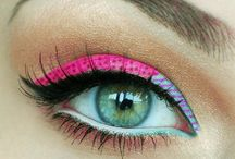 All About the Eyes / by Phoenix Artistry