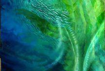 kèk ès zöld