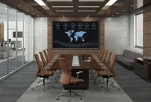 Government - Collaborate / Formal, dignified, private conference spaces of all sizes, plus flexible, informal areas for more spontaneous collaboration.