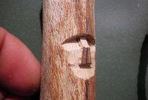 wood carv