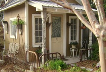 tiny homes / cool little homes and studios  / by Joe M.