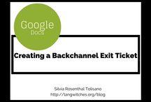 Backchannels