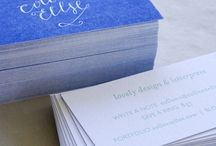 business cards / by Teri Murphy