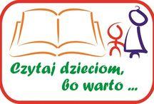 Czytanie, książka...