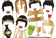 Roman party