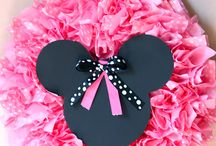 Minnie MouseThemed / Minnie Mouse ideas / by Sunny Padilla-Martinez