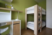 Pokoj/ložnice