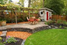 Landscaping Ideas / by Amy Berg