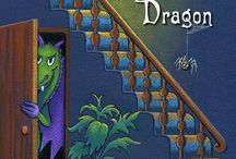 """Children's Picture Books / FEAR (False Expectations Appearing Real) can rear its ugly head when we are children, affect our decisions as young adults, and prevent us from succeeding as grown-ups. I wrote a picture book, """"The Stairwell Dragon,"""" to help children understand that it's OK to be afraid sometimes."""