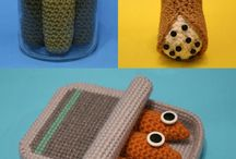 Crochet food idea's