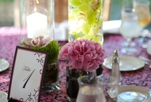 Low Wedding Centerpieces For The Reception