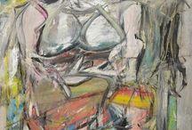 Willem de Kooning / America  1904-1997