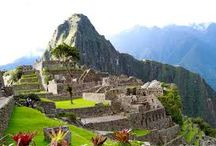 Machu Picchu / Place I want to visit before I die
