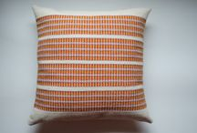 Textile Natural - My Work / This board is a gallery of my work - handwoven decorative woolen, hemp & cotton pillows