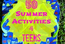 Kid Stuff-Tween & Teen Years