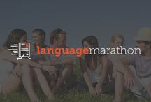 Language Marathon / learning, education