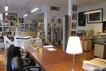 i nostri spazi in Milano / shades uffici e prodotti per la conservazione  e la fotografia