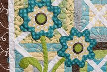 Domestic - Quilts and Sewing / by Kelsie Zomermaand