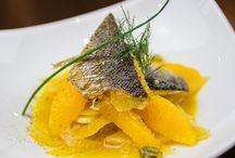 Assiettes de la mer / Photos de recettes autour des produits de la mer, réalisées par les chefs à domicile du réseau invite1chef.com