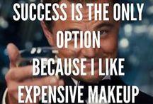 Qoutes about Makeup / Fav Makeup Qoutes