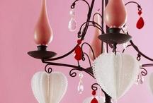 Valentine's Day Decor / by Christine Kellogg