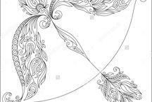 stjernetegn tatto