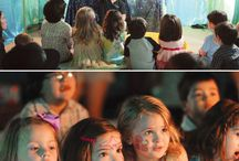Cool Party Ideas! / by Moriah Davidson