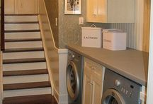 Laundry Rooms / by Dana Clendening