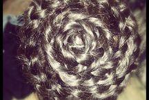 Hair by Genesis.