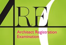 AREs / Architectural registration exams / by Adriane Cody