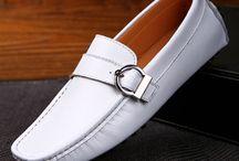 Moccasins White men Footwear