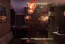 Portfolio | Bar Zero Essex. / A refurbishment of a tired sports bar to a Luxury lounge and late bar.