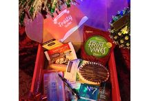 Frosty VoxBox / Winter/Holiday inspirations from products included in the Frosty VoxBox courtesy of Influenster / by ella lauren