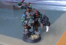 Warhammer 40k my orks / Warhammer 40K