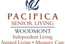 Pacifica Senior Living Woodmont / Welcome to Pacifica Senior Living Woodmont, our beautiful, safe and friendly community of quality caregivers, well trained professionals, and most importantly, satisfied residents. Located in the Tallahassee area, our community offers a full spectrum of assisted living services administered by a specifically trained, caring and experienced staff.