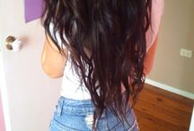 Hair / by Stefanie M