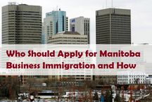 Manitoba Business Immigration