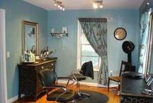 Salon Ideas- / by Laurel Dabell
