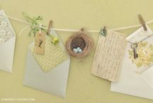 Banners * Bunting*Garlands