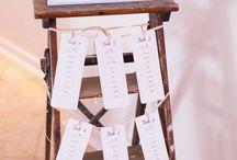 Sitzplatz finden Hochzeit