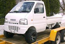 4x4 mini truck