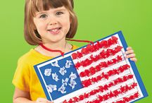 4th of July Fun / Patriotic crafts, Independence Day activities, plus fascinating books & games that celebrate America from Lakeshore Learning! / by Lakeshore Learning